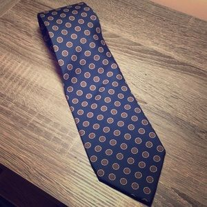 "Robert Talbot tie 57"" long 3.5"" wide"